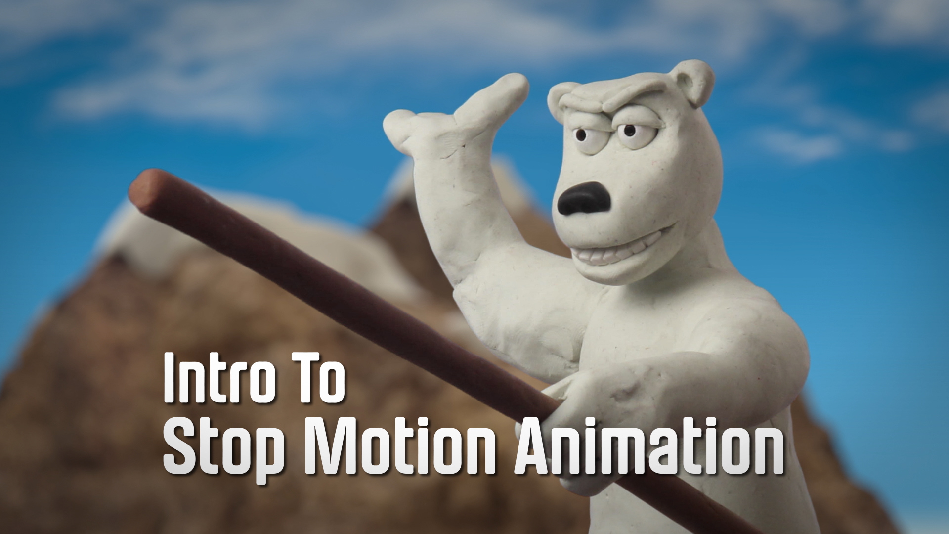 Intro to Stop Motion Animation