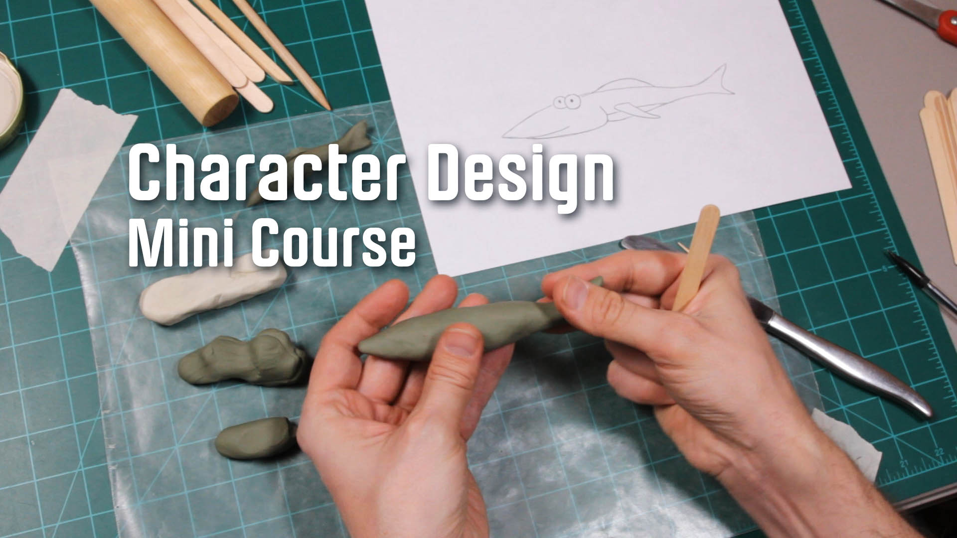 Character Design Mini Course